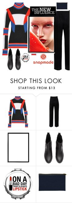 """SNAPMADE NO. 6"" by tfashionspeaks ❤ liked on Polyvore featuring Emilio Pucci, Lanvin and Bomedo"