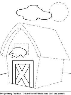 Preschool - elementary worksheets