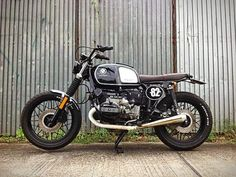 1982 BMW R100RS Tracker From BMW GANGSTER THAILAND