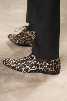 I would love to meet a guy who would wear these...