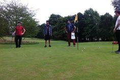 İhlas Koleji İngiltere Yaz Kampı. Golf sporunu çok sevdik