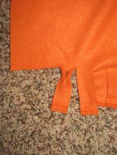 Easiest Way to Tie a Fleece Blanket