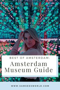 Amsterdam consists not only of picturesque canal views, coffee shops, and an abundance of bicycles but also a plethora of some of the most breath-taking and historically significant museums in all of Europe. No matter if you have an affinity for century-old relicts, modern street art, or the history of beer, Amsterdam has a museum for everyone's taste. Use this Amsterdam museum guide to find your match. Amsterdam Itinerary, Amsterdam City Guide, Amsterdam Travel, Museum Guide, Beer History, Stuff To Do, Things To Do, See World, Find Your Match
