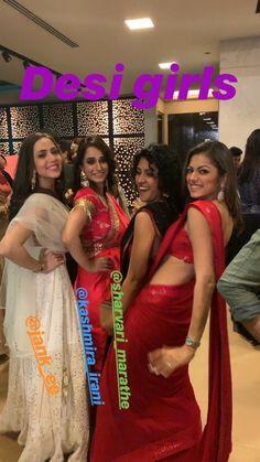 Drashti Dhami, After Marriage, Insta Ideas, Love Couple, Bollywood Stars, Deepika Padukone, Star Fashion, Cool Girl, Desi