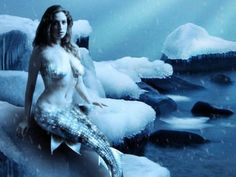 I got: Ice mermaid! Which Kind Of Mermaid Are You?