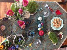 Persian new year haftsin