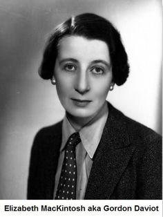 Elizabeth Mackintosh (Josephine Tey)