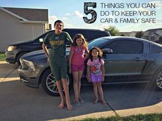 5 Things You Can Do To Keep Your Car & Family Safe During Cooper Tire's Fall Reward Event #ad
