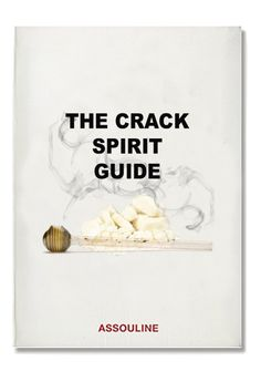 "The @Man Repeller fantasizes about ""The Crack Spirit Guide"""