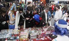6º Salón del Cómic y Manga de Castilla y León en la Feria de Valladolid