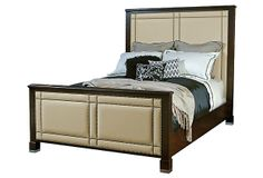 SOPHISTICATED FURNISHINGS  Astoria Bed, King  $2,999.00