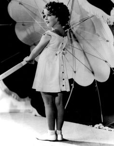 Shirley Temple, 1930s....loved the reruns of her movies when I was little.