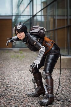 Cosplayer: Saaraz  Photographer: Tapio Matikainen  Character: Catwoman from Injustice- Gods among Us