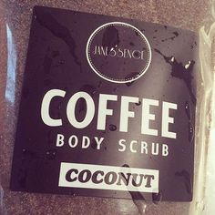 Babe @cgrandm got up close & personal with her coconut coffee scrub ☕️🌴💦 •••••••••••••••••••••••••••••••••••• #JANESSENCE #LUXURIZEYOURLIFE •••••••••••••••••••••••••••••••••••• www.Janessence.com