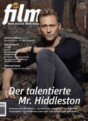 #Zeitschrift #EPD #FILM 10/2015 E-Paper - der talentierte Mr. #Hiddleston - Magazin für #Kino und #Film