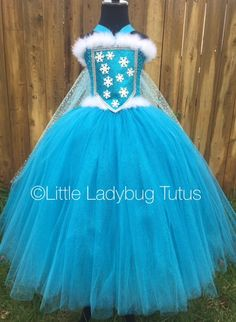 Absolutely stunning floor length ballgown style dress inspired by the film Frozen. This listing is for a 3 layer turquoise dress, and is