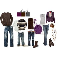 Family Fashion., created by chaoticperspectives on Polyvore