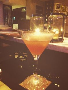 Blood Orange #Martini! #LandSMumbai #LandSMenu Picture Courtesy : Shormistha Mukherjee