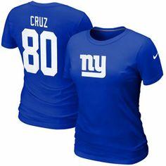 nfl WOMEN New York Giants Victor Cruz Jerseys