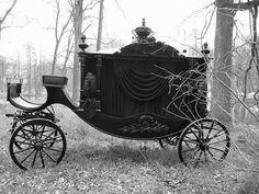 Victorian Hearse