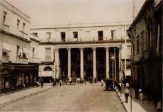 El Teatro Nacional o Teatro Santa Anna