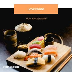 """""""Like the way we roll? Make sure to come down to Tenkaichi Sushi and Noodle Bar Cardiff this weekend and grab your loyalty cards. You could be missing out on some amazing FREE meals! Top 10 Healthy Foods, Healthy Life, Healthy Eating, Healthy Recipes, Stay Healthy, Sat Preparation, Noodle Bar, Health App, Healthy Choices"""
