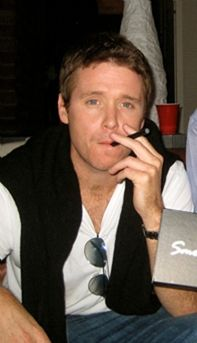 Kevin Connolly + Electronic Cigarette