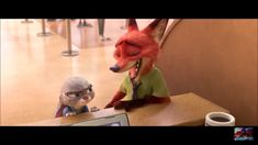 Zootopia, Youtube, Youtubers