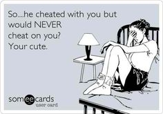 Truth Quotes, Me Quotes, Funny Quotes, Funny Memes, Jokes, Romance Quotes, Funny Signs, Ex Husbands, Cheating Husbands
