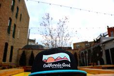 California Good Snapback in black and aqua-marine  #hat #fashion #style #snapback #clothing #apparel #fresh #california #californiagood #blog