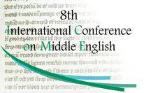 Congreso Internacional sobre Inglés Medieval  http://www.um.es/icome8/