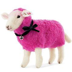 シュタイフ【2015年新作予約】 羊のピンキー 25cm EAN021282 【送料無料】