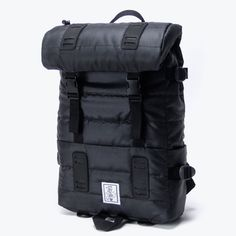 Travel backpack for men. Blue traveling backpack women. Best air travel backpack. Laptop backpack. Design rucksack JAYWALKER Polar Black