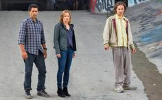 The still-untitled Walking Dead companion series set in Los Angeles has received a two-season order from AMC.
