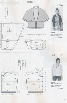 Cute Jacket-Many more tutorials if you can read the patterns!