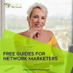 Grab FREE Guides on Lead Generation, Prospecting, Recruiting, Sales, Closing, LinkedIn, Pinterest & MORE