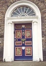 Irish photo of Dublin tourism doorway on Merrion Square Dublin, doors of Dublin Ireland pictures, Irish door posters Georgian Doors, Ireland Pictures, Dublin City, Door Opener, Next At Home, Closed Doors, Windows And Doors, Front Doors, Doorway