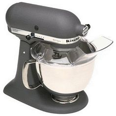 KitchenAid Artisan Stand Mixer - Imperial Grey - Made in USA
