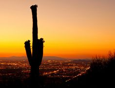 We do have the most amazing sunsets | 12 Reasons Why Phoenix Should Be Called The #NoFilter City