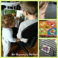 [On aime] Et puis avril... #16 - No mummy's perfect @NoMummysPerfect