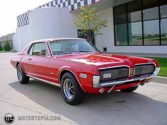 1968 cougar xr7 | 1968 Mercury Cougar Xr7 - Fotos de coches - Zcoches