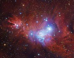 NGC 2264, Cone Nebula