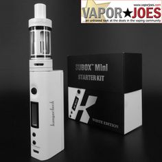 Vapor Joes - Daily Vaping Deals: LIMITED TIME: KANGER SUBOX MINI + SUBTANK + FREE S...