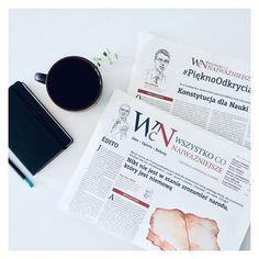 So proud! ♥️ #published #firstpage #watercolor #watwrcolorpainting #newspaper #wcn #wszystkoconajwazniejsze #akwarela #farby #beau #poland #book #bookstagram Watercolor Art Diy, Magazine Design, Magazines, Perfume, Instagram, Blog, Journals, Magazine, Fragrance
