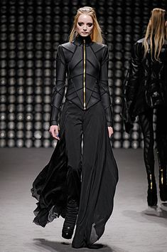 Visions of the Future // Gareth Pugh--Vamp