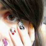 Cute Nail Art Profile Picture for facebook