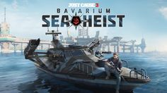 Just Cause 3: Bavarium Sea Heist DLC Coming August 11. Brand New Gameplay Trailer Available Now. The DLC Goes on Sale As a Separate…