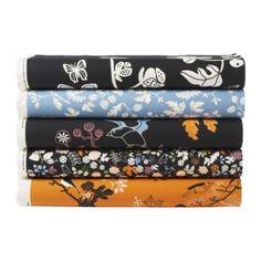GUNILLA Fabric, black, multicolor $6.99  / metre