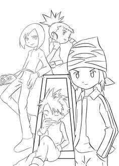 Digimon Ann11:Coolest One Ever by Silvaras