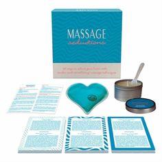 Juego erótico Massage Seductions  Fantástico y sensual juego erótico, diviértete con este original juego erótico donde aprenderás a dar los masajes más sensuales